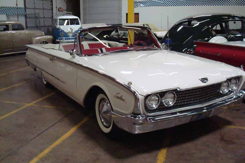 1960 ford galaxie sunliner convertible. Black Bedroom Furniture Sets. Home Design Ideas