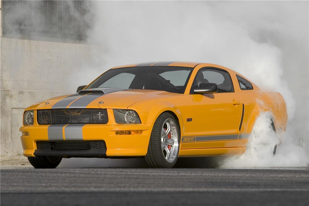 2004 Ford Mustang Shelby Gt Coupe