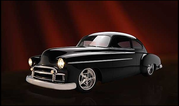Brown Automotive Group >> 1950 Boyd Coddington Chevrolet Fastback