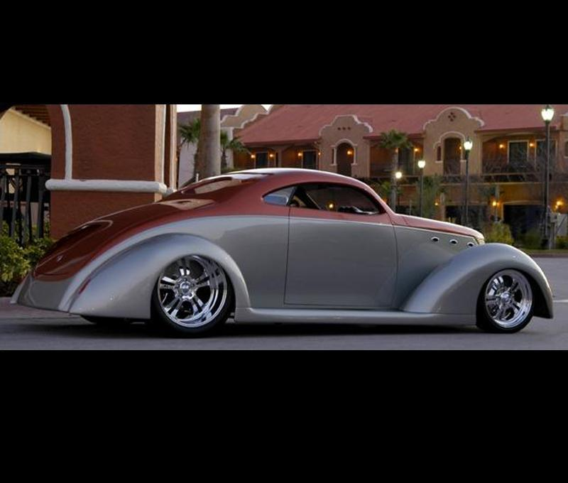 1937 Ford Z Rod Oze Coupe